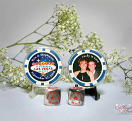 Vegas Wedding Chips