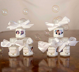 Custom Bubble Party Favors