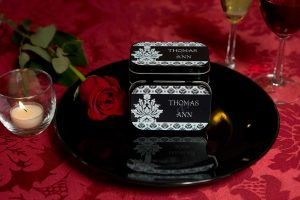 Wedding Mint Tins