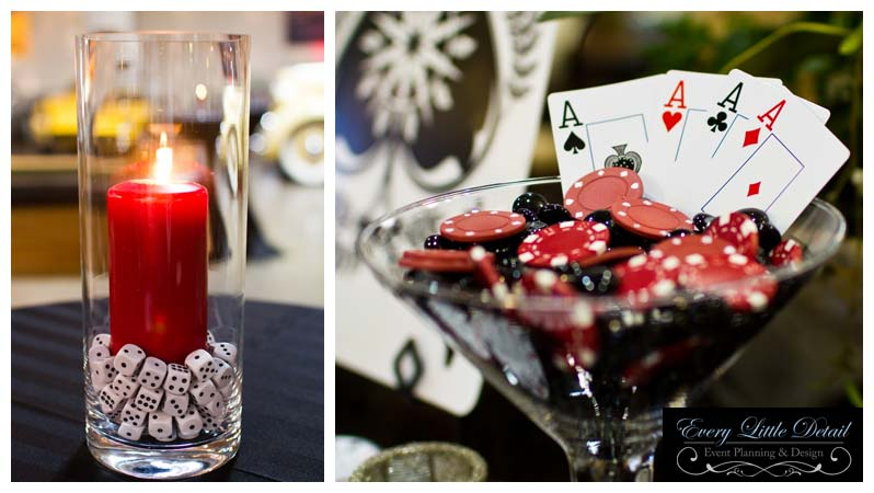 Five Stylish Casino Themed Party Ideas Sweetly Wrapped
